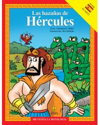 Las hazañas de Hércules / Οι άθλοι του Ηρακλή | E-BOOK